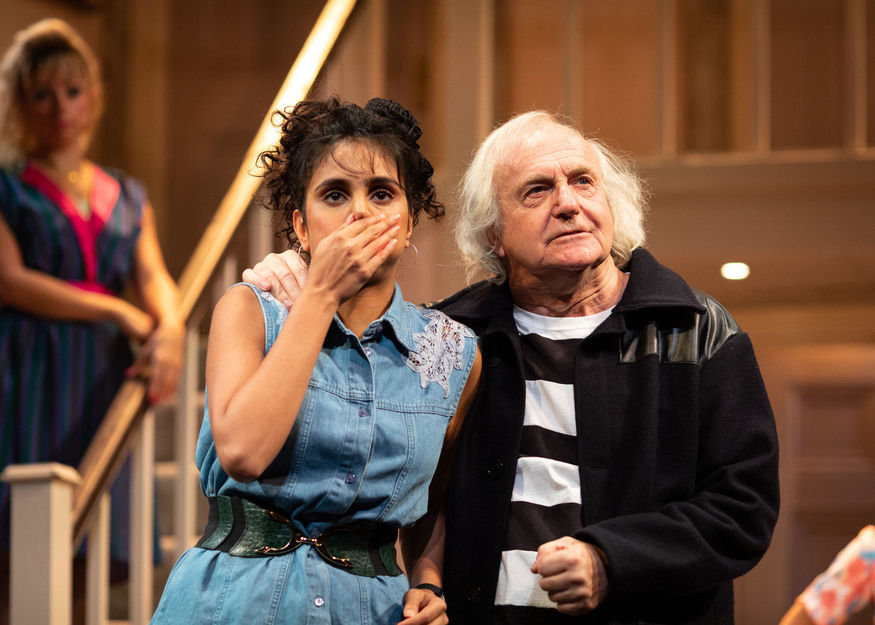 Noises Off At The Garrick Is Clever But Not That Funny