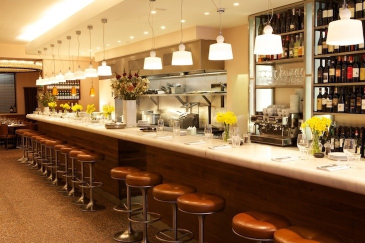 Bocca di Lupo: best pasta restaurants in London