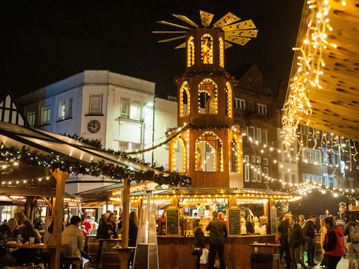 Christmas lights in Kingston: When are London's 2019 Christmas lights switched on