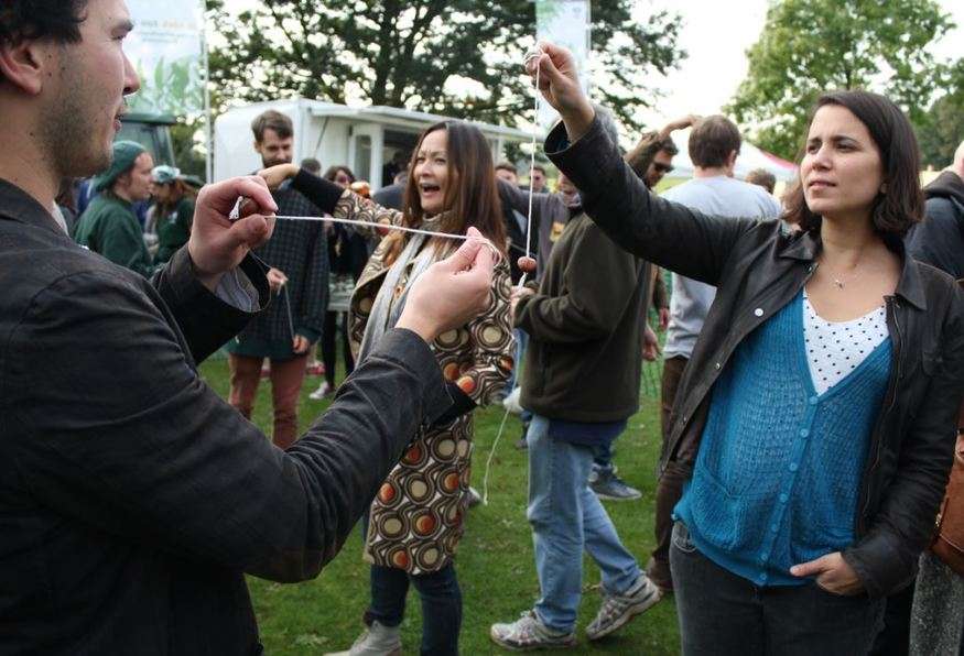Massive Conker Championships On Hampstead Heath This Weekend