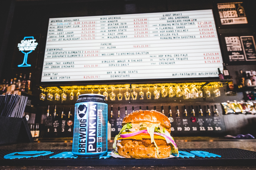 Whats The First Vegan Brewdog Like Londonist
