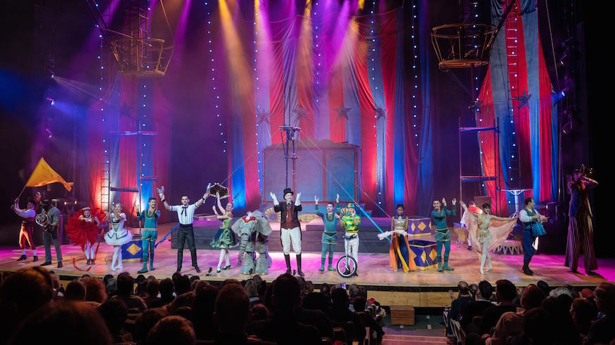 Circus 1903 at Southbank Centre: theatre shows in London for Christmas 2019