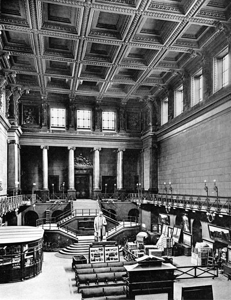 Euston Great Hall