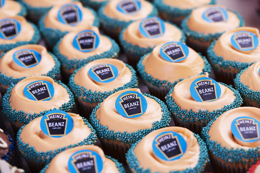 Anyone For A Ketchup Cupcake? Heinz Teams Up With Hummingbird Bakery To Create New Cake Range