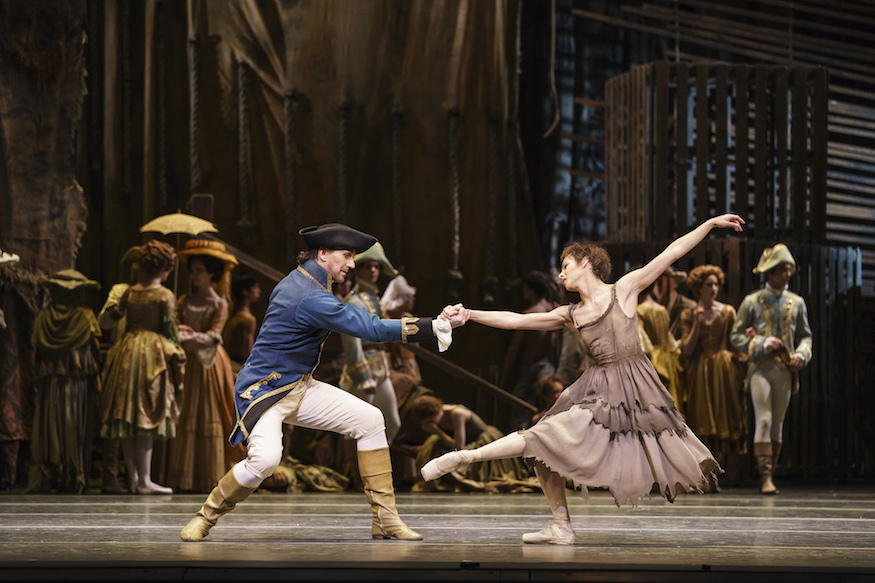 The Ballet Season Starts With A Bang: Manon At Royal Opera House