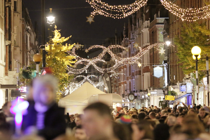 When Are London S Christmas Lights Switched On Londonist