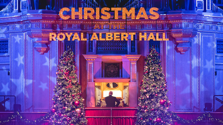 Christmas with the Royal Choral Society Concert at the Royal Albert Hall