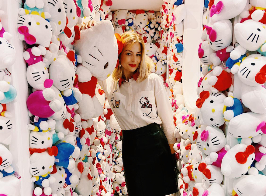 A Hello Kitty Cuddly Toy Pop-Up Opens On South Bank This Month