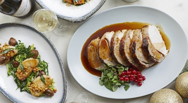 Chinese Restaurants Open On Christmas.Christmas Dinner In London Where To Eat In The Capital On