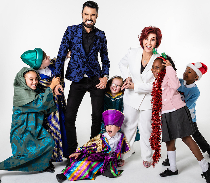 Nativity The Musical: theatre shows in London for Christmas 2019