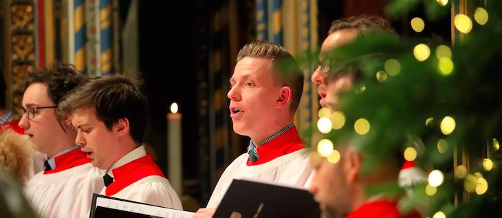 Christmas carol concerts and services at Westminster Abbey