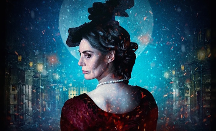 Christmas Carol - a fairy tale at Wilton's Music Hall: theatre shows in London for Christmas 2019
