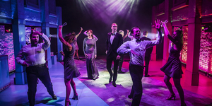 All Pumpkin, No Balls: Soho Cinders At Charing Cross Theatre