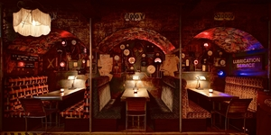 Beloved 1940s-Themed Bar Cahoots Is Getting A Sister Speakeasy