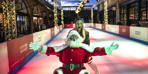 Camden Market Opens Its First Ever Ice Rink On Friday
