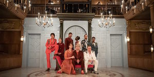 Wars of the Poseurs: Henry VI At Sam Wanamaker Playhouse