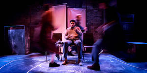 Hunger At The Arcola Theatre Nibbles At The Soul
