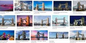 Google Images Needs To Properly Recognise London Bridge
