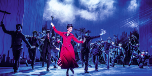 Top Of The Poppins: Zizi Strallen Shines As Mary Poppins At Prince Edward Theatre