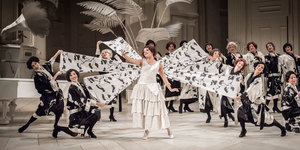 An Old New Favourite: The Mikado At London Coliseum