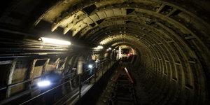 Explore The Abandoned Tunnels Of Moorgate Station On This New Hidden London Tour