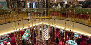 Which London Department Store Does Christmas Best?