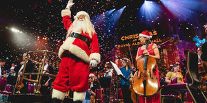 Things To Do In London On Christmas Eve