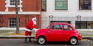 Follow Santa's Journey Around London On This Charming Instagram Account