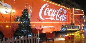 Holidays Are Coming! The Coca-Cola Truck's 2019 Tour Has Been Announced