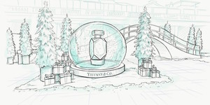 A Scented, New York-Inspired Ice Rink Opens In Covent Garden This Month