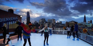 Ice Skate For Free At This Waterloo Rooftop Rink This Month