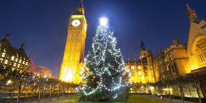 You Can Eat Inside The House Of Commons Member's Dining Room This Christmas