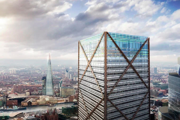 5 Skyscrapers Coming To The London Skyline Soon