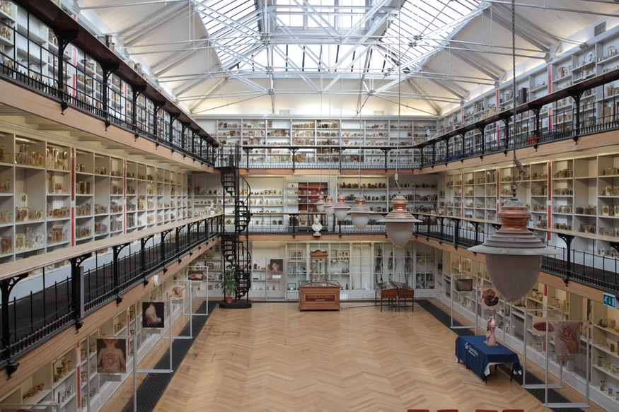 Bart's Pathology Museum