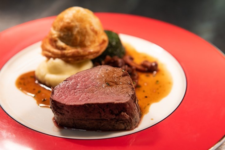 Boisdale: a great dinner spot in Canary Wharf