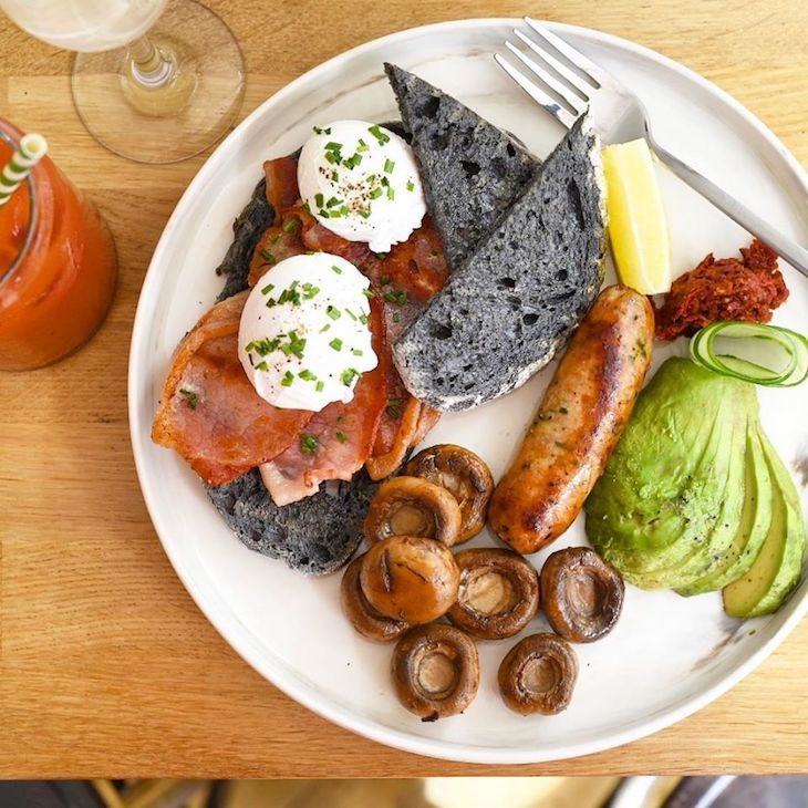Daisy Green, one of the best brunch spots in London for awesome Aussie feasting