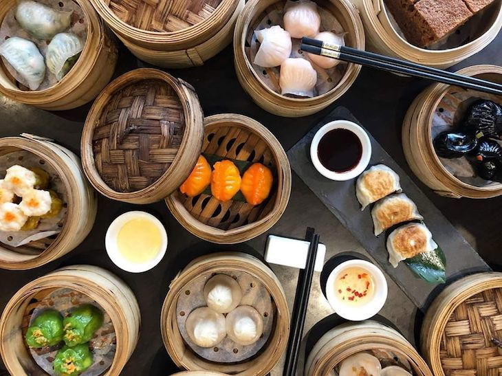 Best brunch in London: dim sum at Dragon Castle