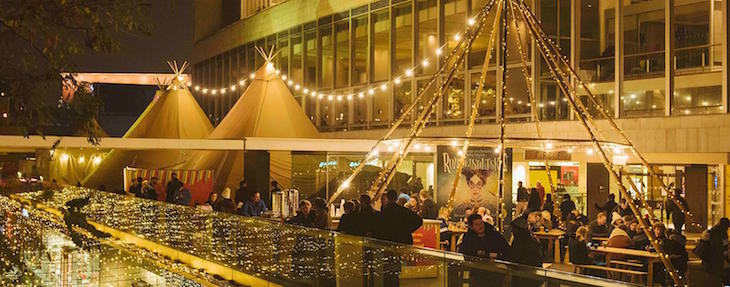 Where to watch Christmas 2019 films in London: Winter Pop-Up Cinema at Southbank Centre