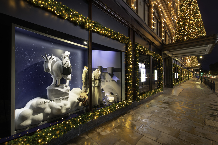Harrods Christmas 2020 It's Beginning To Look A Lot Like Christmas At Harrods | Londonist