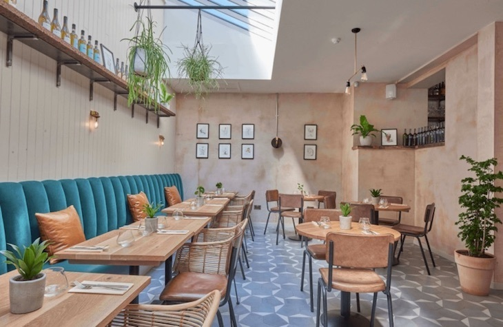 Humble Grape, an excellent addition to Canary Wharf's wine bar scene