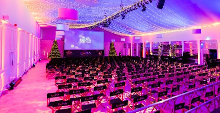 kensington.rivoli.Where to watch Christmas 2019 films in London: Luna Winter Cinema at Kensington Palace