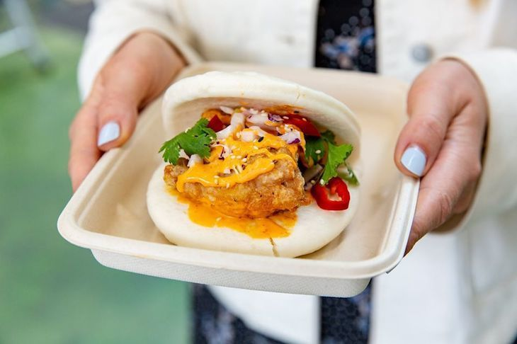 Dumplings, buns and Chinese yumminess is up for grabs at the pleasantly affordable Mama Lan in London