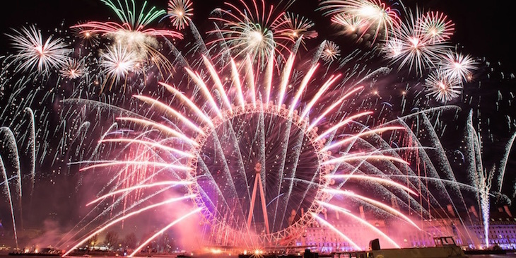 Last Chance To Get Tickets For The London New Year's Eve Fireworks - Londonist