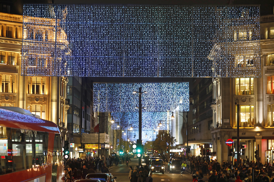 London's Christmas Lights: Where, When And How To See Them This