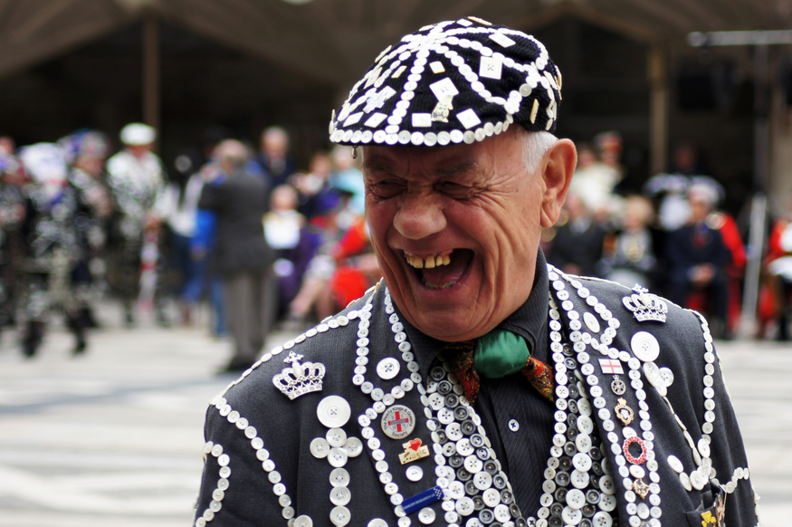 A pearly king