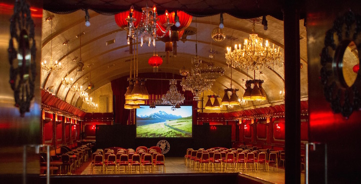 rivoli.Where to watch Christmas 2019 films in London: Crofton Park Pictures at the Rivoli Ballroom