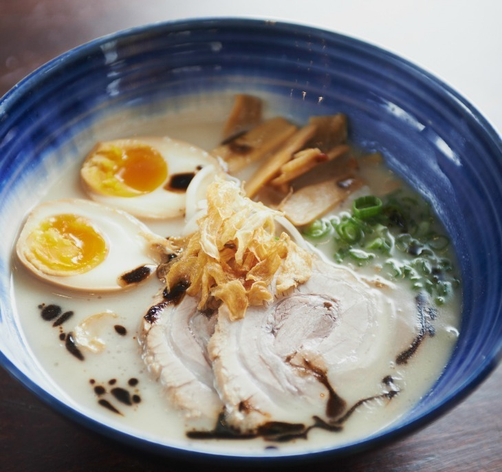 Find great ramen and cheap eats at London mini-chain Tonkotsu