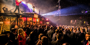 Dodgems, Dancing And Unlimited Drinks At This Swish New Year's Eve Banquet