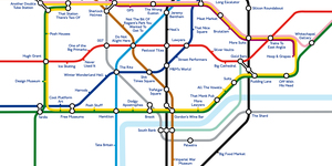 We Came Up With Some Alternative Names For Zone 1 Tube Stations