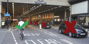 Beech Street To Become London's First Zero Emission Road